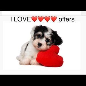 I love ❤️ 💕 💗 to negotiate!!!